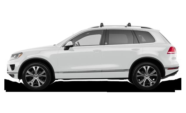Volkswagen Touareg SÉRIE WOLFSBURG 2017