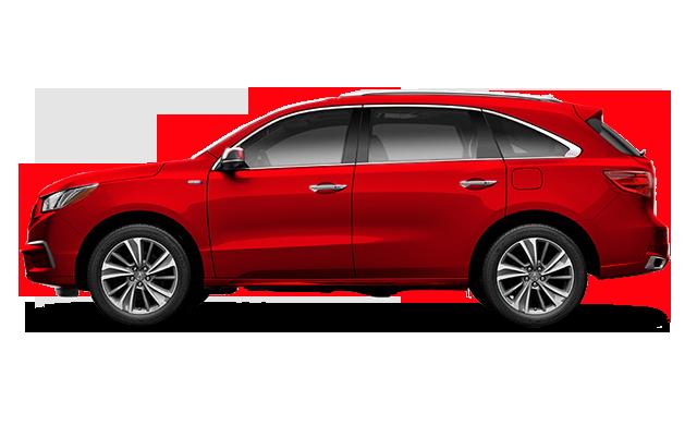 Acura MDX Sport Hybrid BASE MDX Sport Hybride 2018