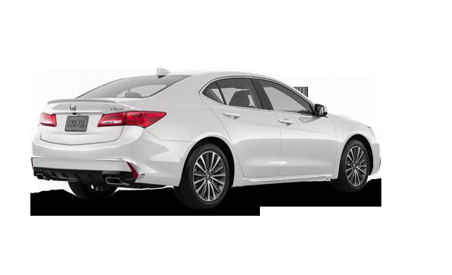 2018 Acura TLX SH-AWD ELITE