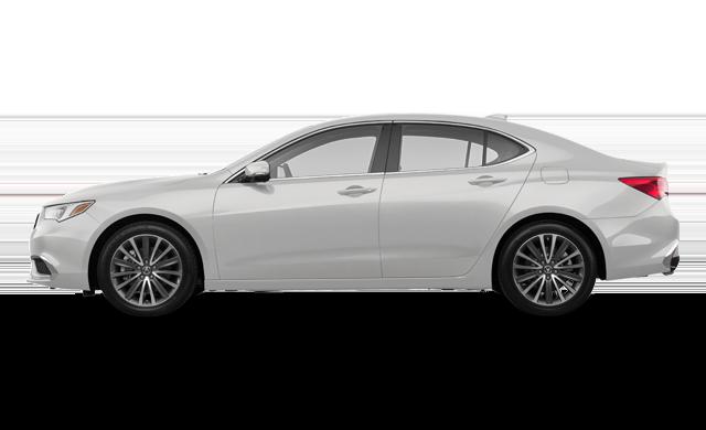 2018 Acura TLX SH-AWD TECH