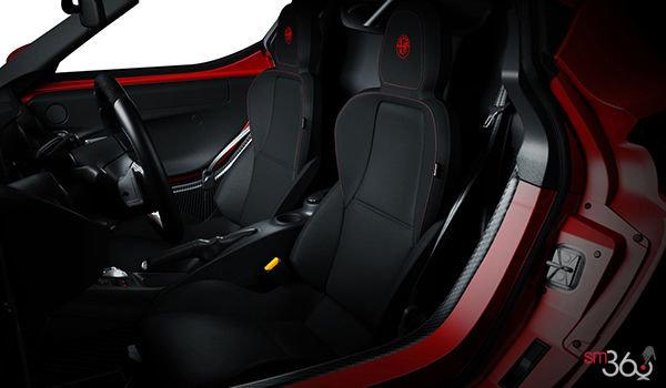 Alfa Romeo 4C COUPÉ 2018