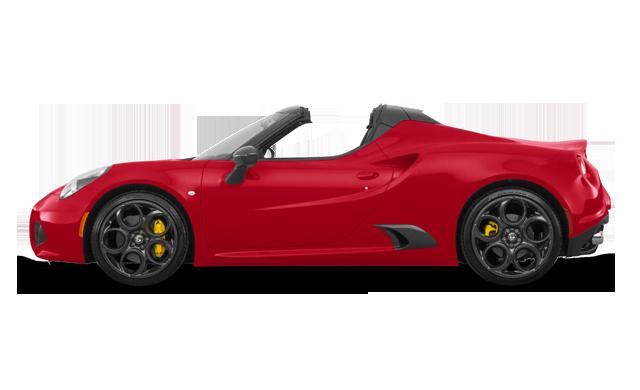 Alfa Romeo 4C SPIDER SPIDER 2018