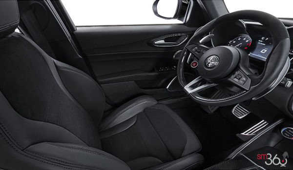 Alfa Romeo Giulia QUADRIFOGLIO 2018
