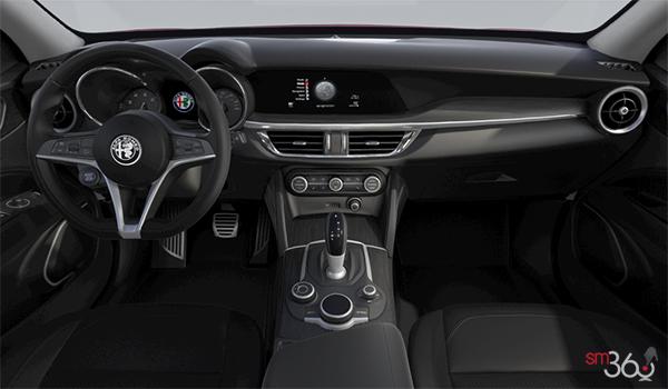 Alfa Romeo Stelvio TI 2018