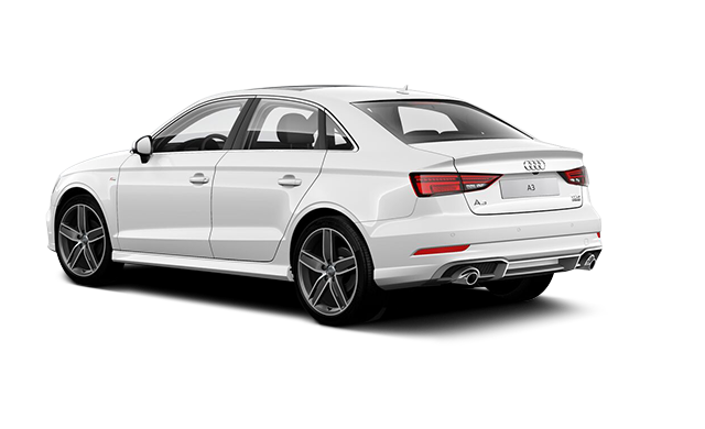 Audi A Sedan TECHNIK Starting At Audi Of Kingston - Audi a3 2018