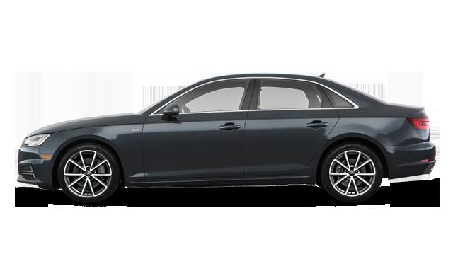 Audi A4 Sedan Technik   2018