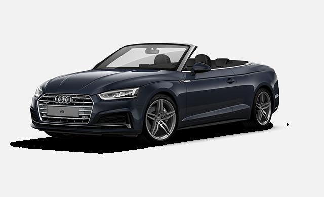 2018 Audi A5 Cabriolet Progressiv