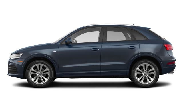 2018 Audi Q3 Progressiv