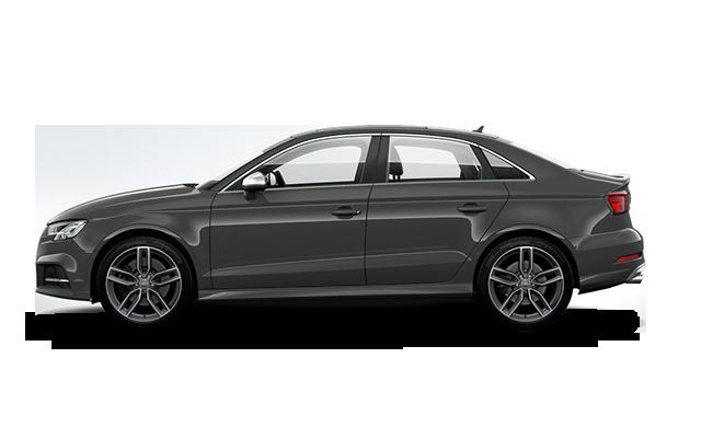 Audi S3 Sedan TECHNIK 2018