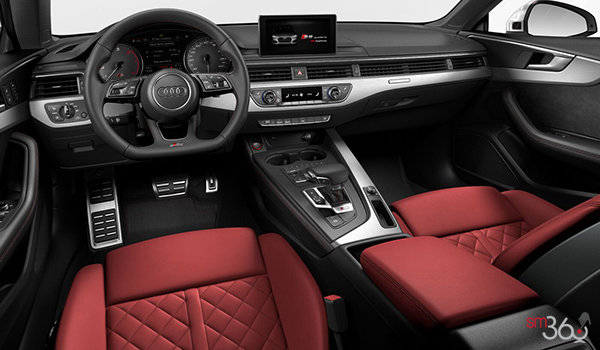 2018 Audi S5 Sportback PROGRESSIV - Starting at $64318.2 | Audi of ...