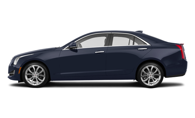 2018 Cadillac ATS Sedan PREMIUM LUXURY
