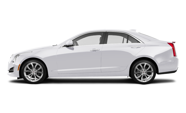 Cadillac ATS Sedan PREMIUM LUXURY 2018