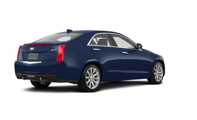 2018 Cadillac ATS Sedan TURBO