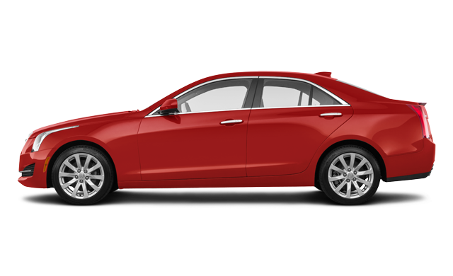 Cadillac ATS Sedan TURBO 2018