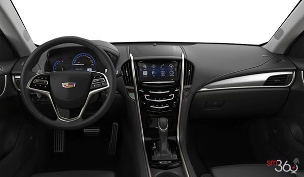 2018 Cadillac ATS Coupe PREMIUM LUXURY