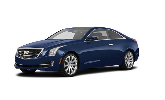 2018 Cadillac ATS Coupe TURBO LUXURY