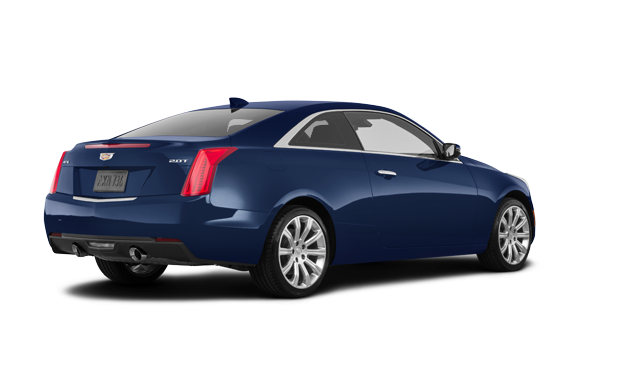 Cadillac ATS Coupé TURBO DE BASE 2018
