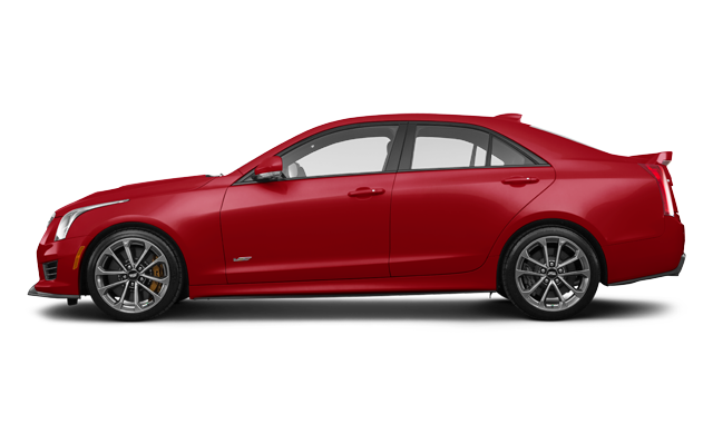 Cadillac ATS-V Sedan BASE ATS-V 2018