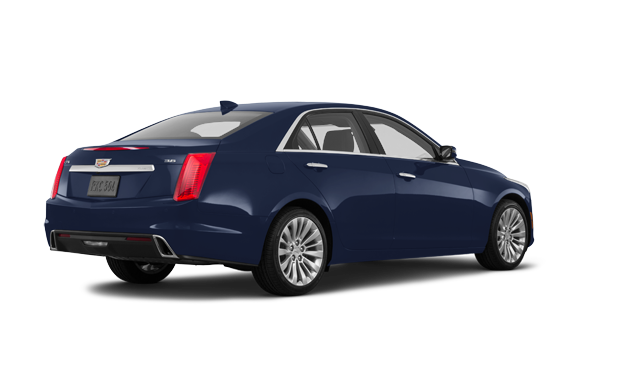 2018 Cadillac CTS Sedan PREMIUM LUXURY