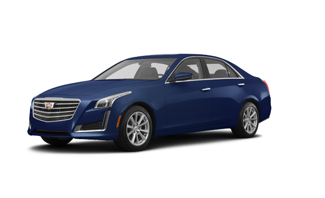 2018 Cadillac CTS Sedan TURBO LUXURY