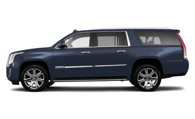Cadillac Escalade ESV LUXURY 2018