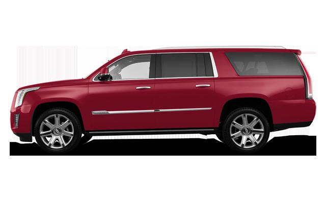 Cadillac Escalade ESV PREMIUM LUXURY 2018