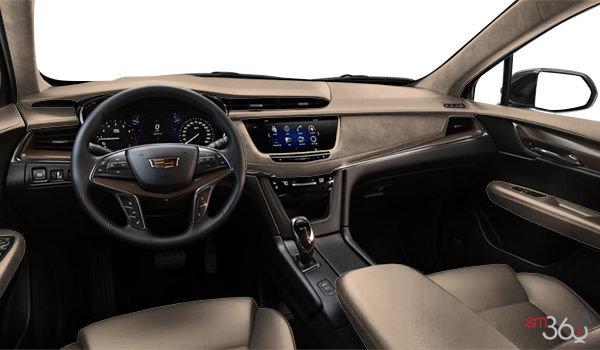 2018 Cadillac XT5 PLATINUM