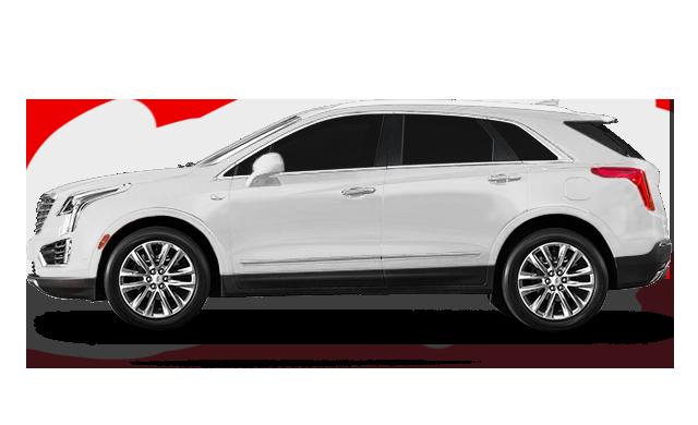 Cadillac XT5 PLATINUM 2018