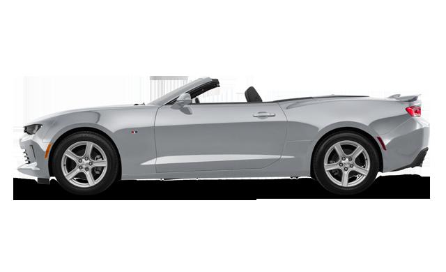 Chevrolet Camaro convertible 1LS 2018