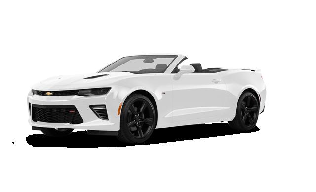 2018 Chevrolet Camaro convertible 1SS Starting at $ 37