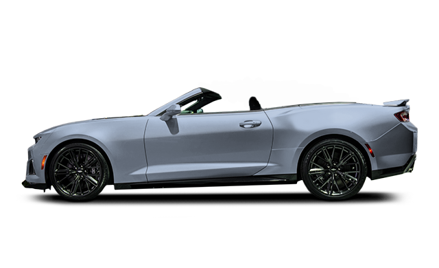2018 Chevrolet Camaro Convertible Zl1 Starting At 78295