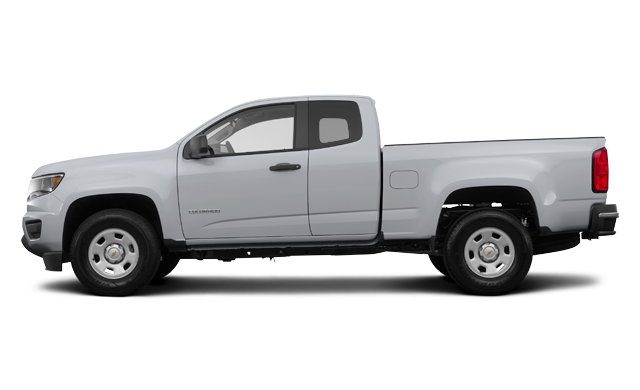 Chevrolet Colorado BASE Colorado 2018