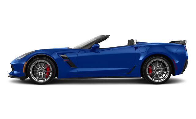 Chevrolet Corvette Convertible Grand Sport 1LT 2018