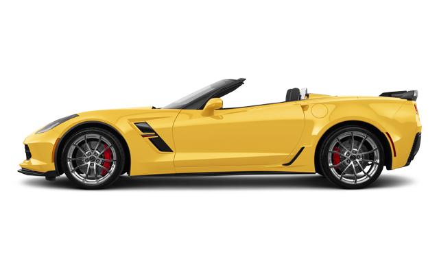 Chevrolet Corvette Convertible Grand Sport 3LT 2018