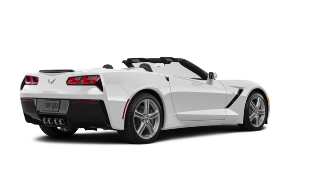 2018 Chevrolet Corvette Convertible Stingray 1LT