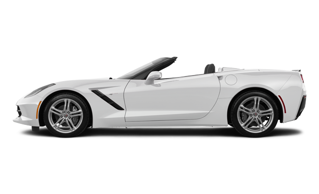 Chevrolet Corvette Convertible Stingray 1LT 2018