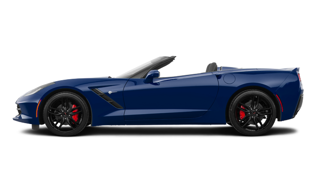 Chevrolet Corvette Convertible Stingray 2LT 2018