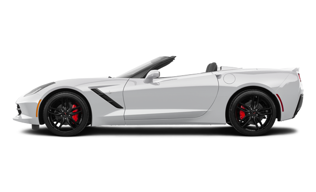 2018 Chevrolet Corvette Convertible Stingray 3LT