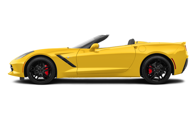 Chevrolet Corvette Convertible Stingray 3LT 2018