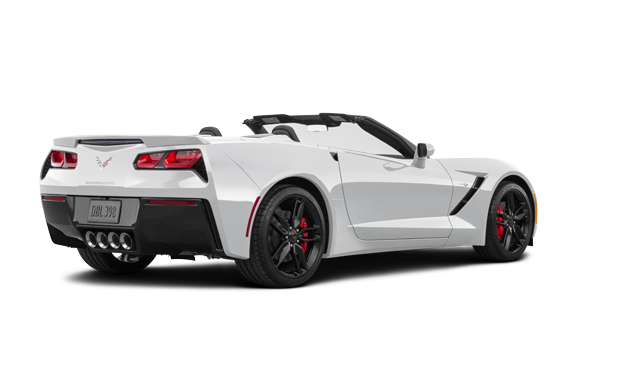 Chevrolet Corvette Cabriolet Stingray Z51 1LT 2018