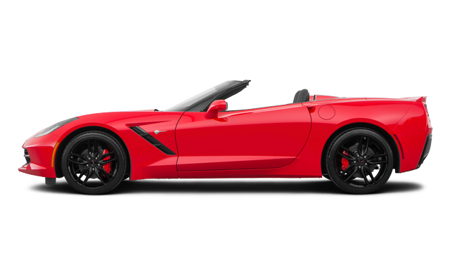 Chevrolet Corvette Convertible Stingray Z51 2LT 2018