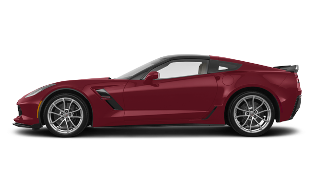 Chevrolet Corvette Coupe Grand Sport 2LT 2018