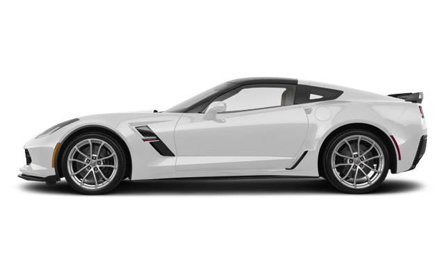 2018 Chevrolet Corvette Coupe Grand Sport 3LT