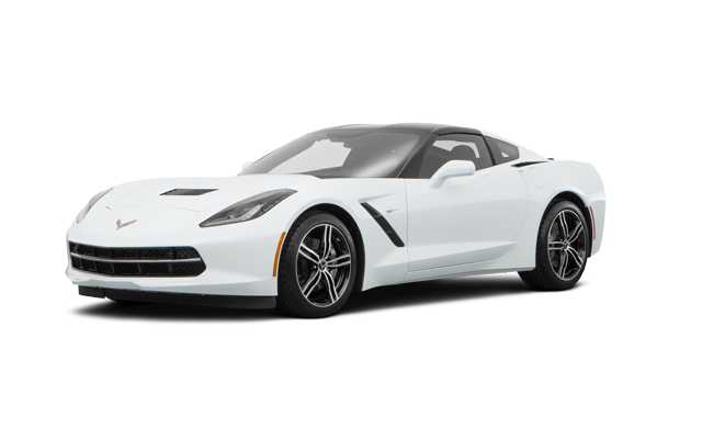 2018 Chevrolet Corvette Coupe Stingray 1LT