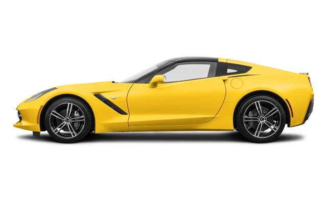 Chevrolet Corvette Coupe Stingray 1LT 2018