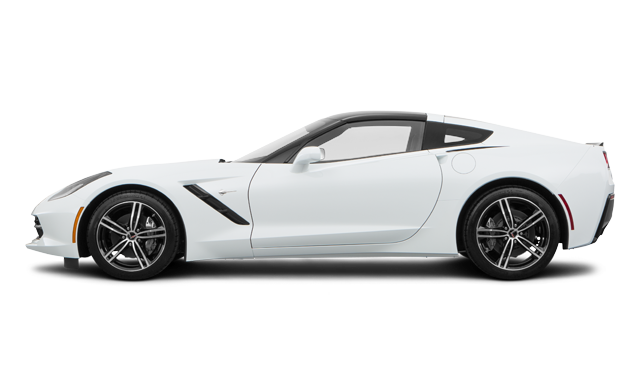 Chevrolet Corvette Coupé Stingray 2LT 2018