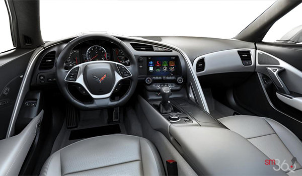 2018 Chevrolet Corvette Coupe Stingray Z51 1LT