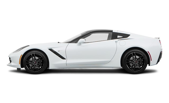 Chevrolet Corvette Coupe Stingray Z51 1LT 2018