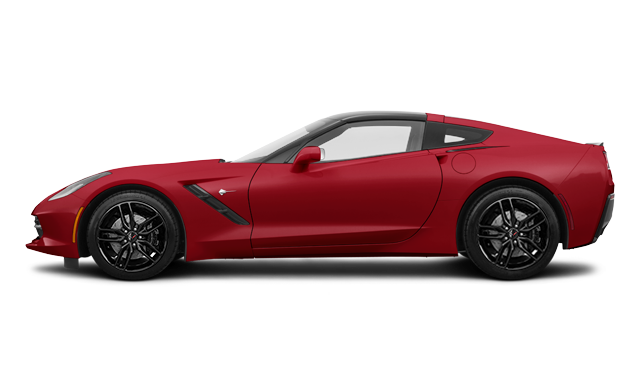 Chevrolet Corvette Coupe Stingray Z51 2LT 2018