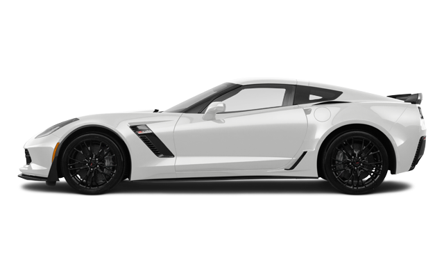 2018 Chevrolet Corvette Coupe Z06 1LZ
